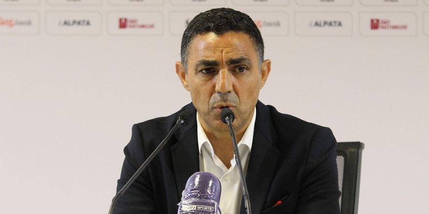 Özer: Ankaraspor'u daha iyi yerlere getirmek istiyoruz
