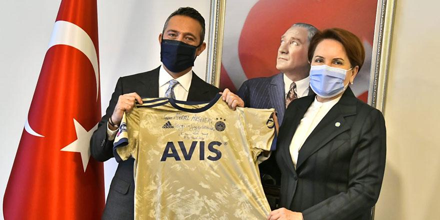 Ali Koç, İYİ Parti'yi ziyaret etti