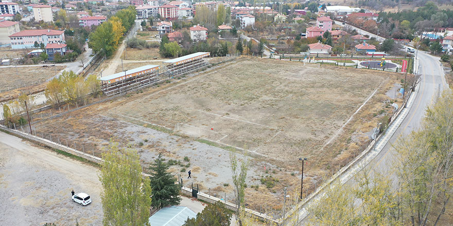 Emektar stadyum yeni yüzüne kavuşacak