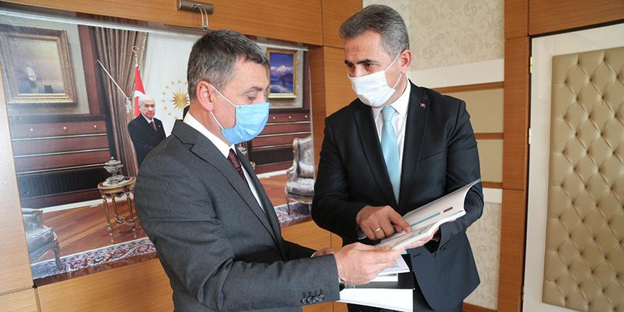 Ankara için projeler masaya yatırıldı