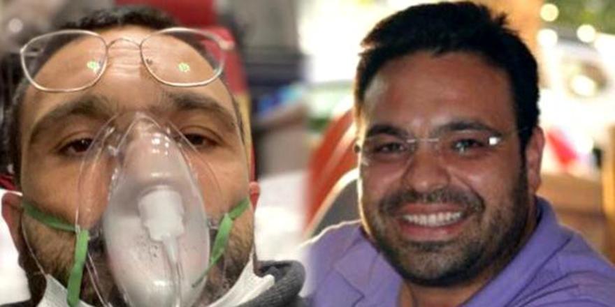 Okan Karacan koronadan hastaneye kaldırıldı