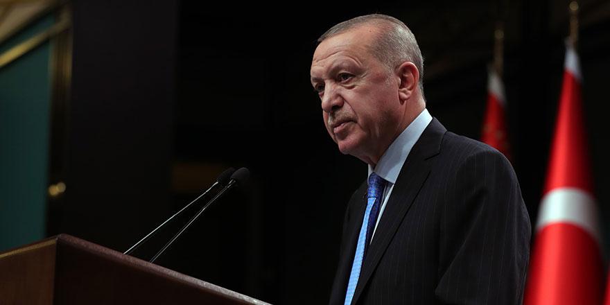 Cumhurbaşkanı Erdoğan aşı tarihini açıkladı