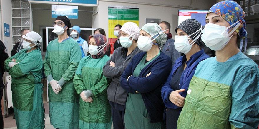 Sağlık çalışanlarına ek ödeme Resmi Gazete'de