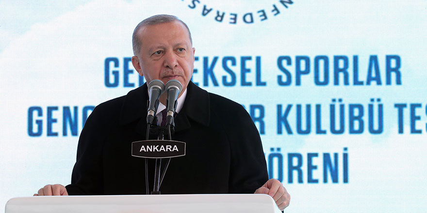 Ankara Geleneksel Sporlar Tesisi açıldı