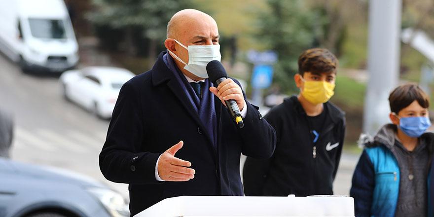 Altınok'tan kentsel dönüşüm vetosuna tepki