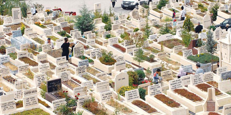 Etimesgut'ta yeni mezarlık için çalışmalar başlıyor