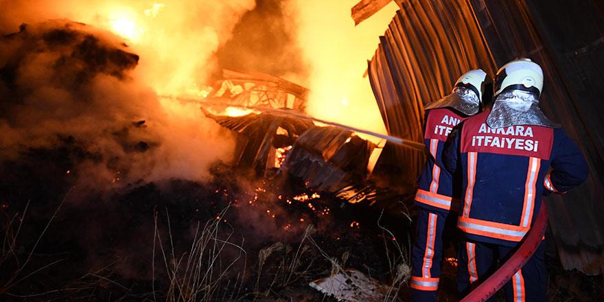Yangın sayısında dikkat çeken düşüş