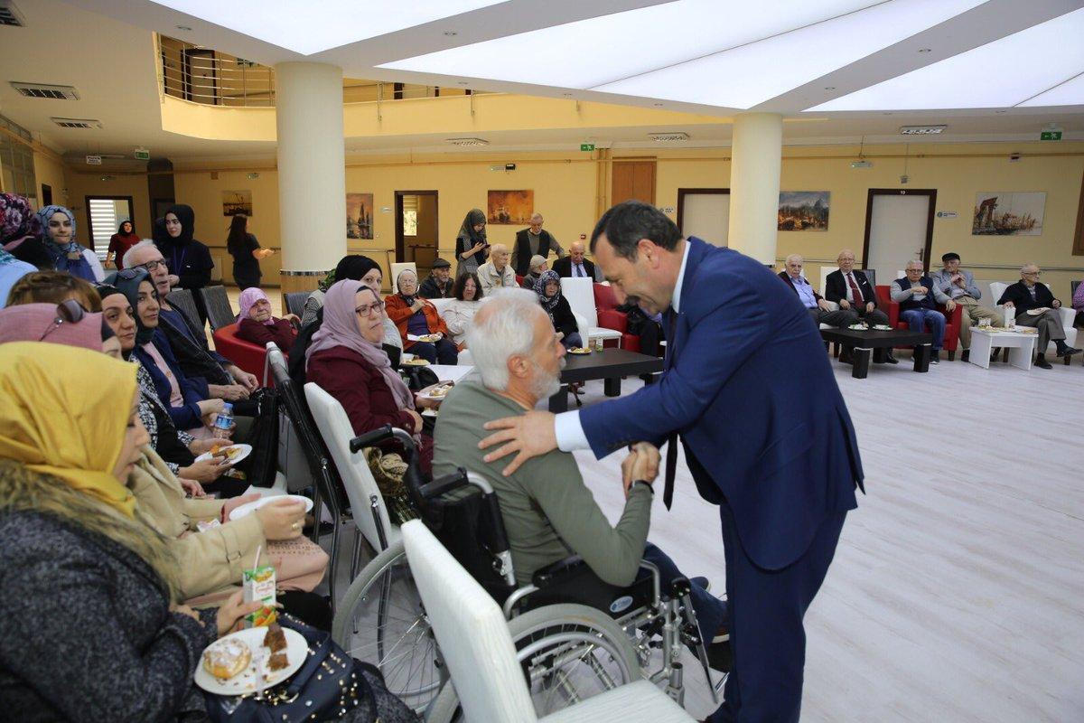 Etimesgut Belediyesi yaşlılarına sahip çıkıyor