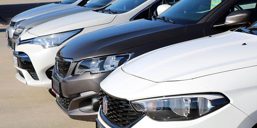 İkinci el otomobil piyasası durdu