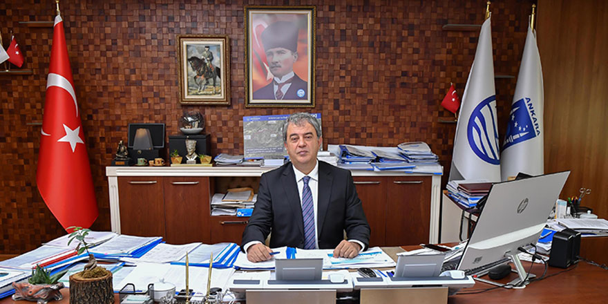 """Öztürk: """"Ankara'nın gelecek 30 yılını şekillendiriyoruz"""""""