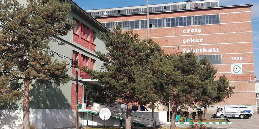 Türkşeker Erciş Şeker Fabrikası 32 Yıldır Ağzımızı Tatlandırıyor