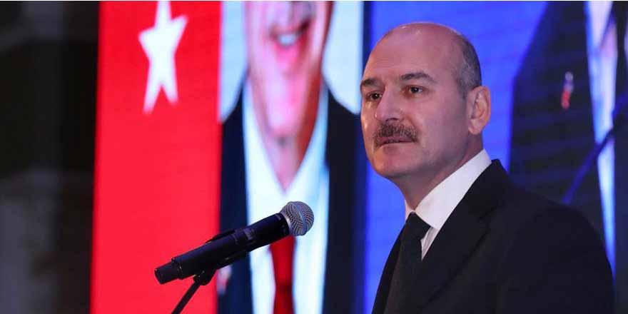 """Bakan Soylu: """"Demokrasinin istismarı her daim mümkündür"""""""