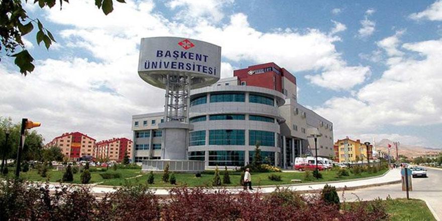 Başkent Üniversitesi 161 akademik personel alacak!