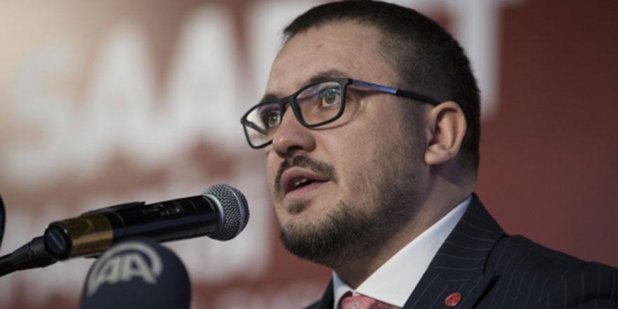 Saadet Partisi  Ankara İl Başkanı Fatih Beyazıt seçildi