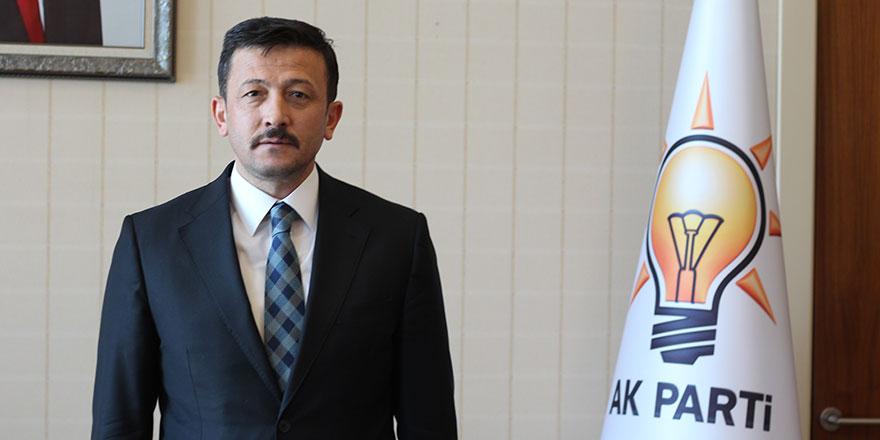 AK Partili Dağ'dan Kılıçdaroğlu'na 'Militan' tepkisi