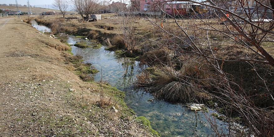 Başkentte kırsalda açıktan akan atık su kalmayacak