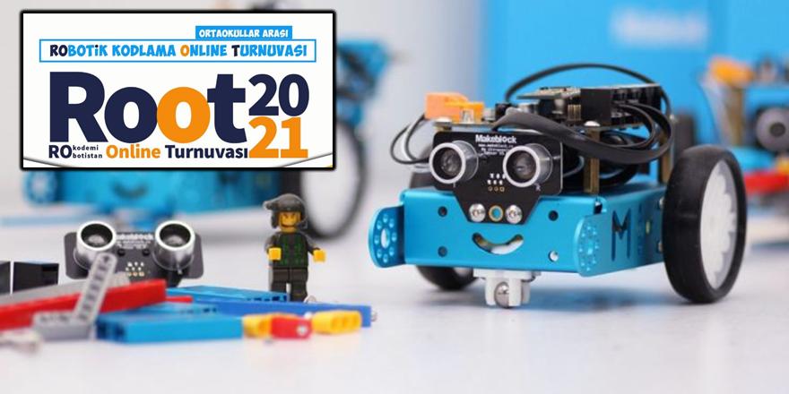 ROOT - Robotik Kodlama Online Turnuvası'nın bu yıl ikincisi düzenleniyor!