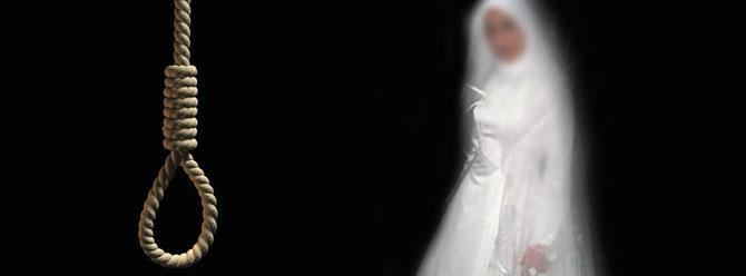 İranlı genç kız idam mahkumuyla evlenmek için başvurdu!