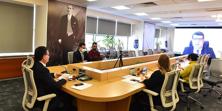 Ankara Büyükşehir'e 'Yönetişim ve Saydamlık Ödülü'