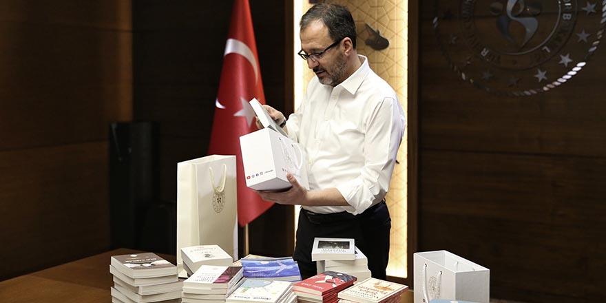 Bakan Selçuk'tan Bakan Kasapoğlu'na teşekkür