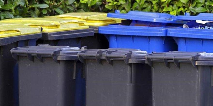 900 adet çöp konteyneri ve çöp sepeti alınacak