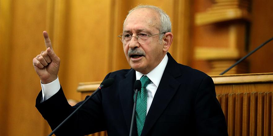 Kılıçdaroğlu'ndan fezleke açıklaması