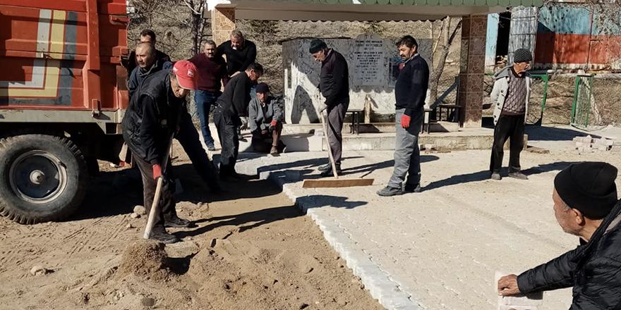 Kırlangıç Köyü sakinlerinden en güzel dayanışma örneği