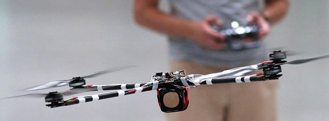 Drone'lar için endişe uyandıran rapor