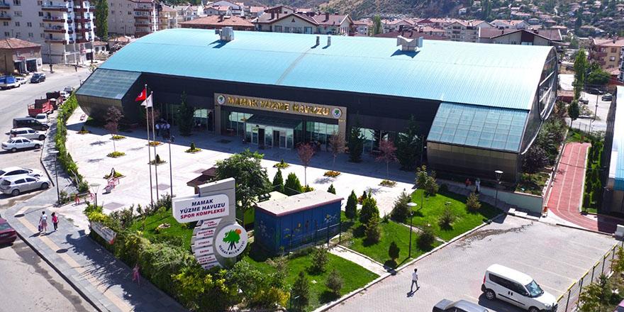 Mamak Belediyesi Spor Tesisleri kayıtları açıldı