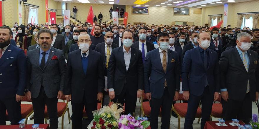 Fatih Erbakan: Halkın yüzde 85'i yoksul, yüzde 40'ı aç