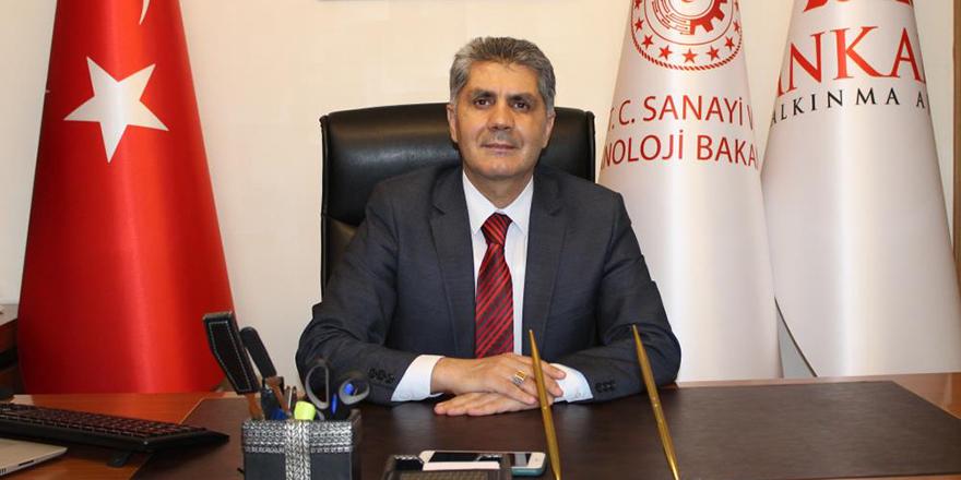 Ankara Kalkınma Ajansı Genel Sekreterliğine Dr. Cahit Çelik getirildi