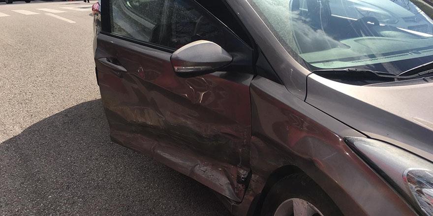 İYİ Partili Yılmaz ve eşi Meclisteki kazada yaralandı