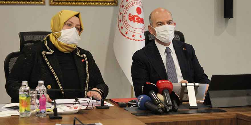 """Bakan Selçuk: """"Şiddetle mücadelede en önemli kuvvet medyanın dili olacak"""""""