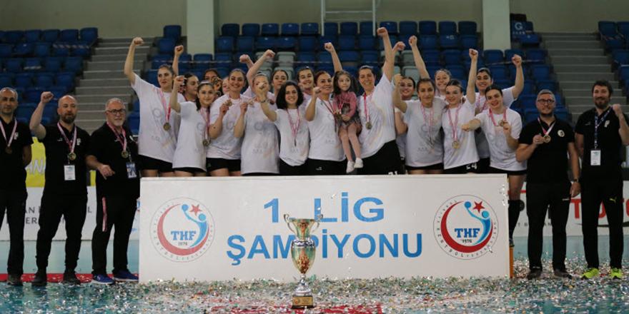 Hentbol Kadınlar 1. Lig Şampiyonu EGO Spor