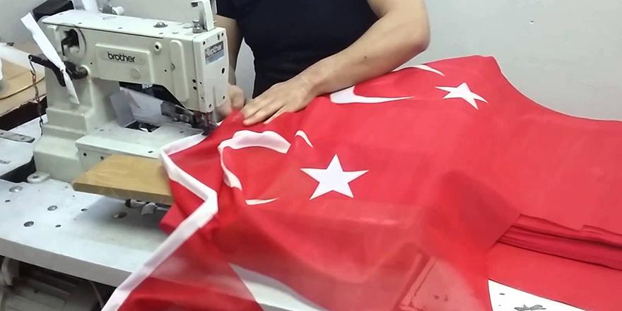 Çeşitli bayrak satın alınacaktır