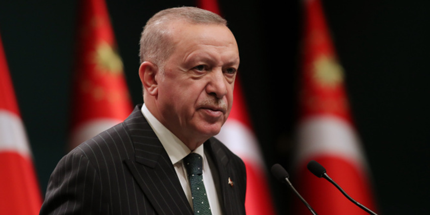 Cumhurbaşkanı Erdoğan'dan füze paylaşımı