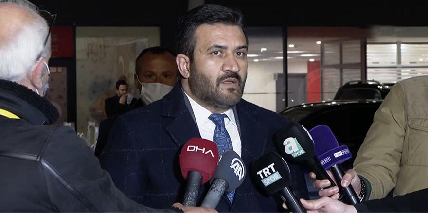 Başkan Fatih Mert: Ligde kalacağımızı düşünüyorum