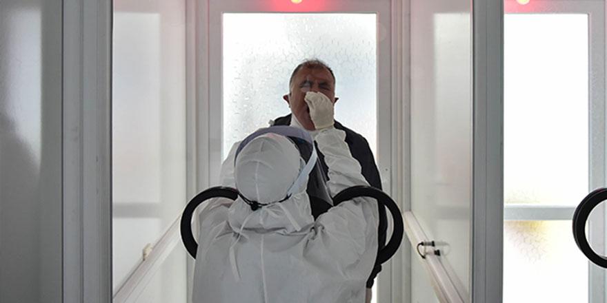 Korona virüste korkutan tablo sürüyor