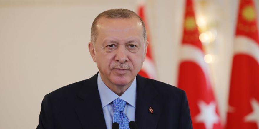 Cumhurbaşkanı Erdoğan'dan 128 milyar dolar açıklaması!
