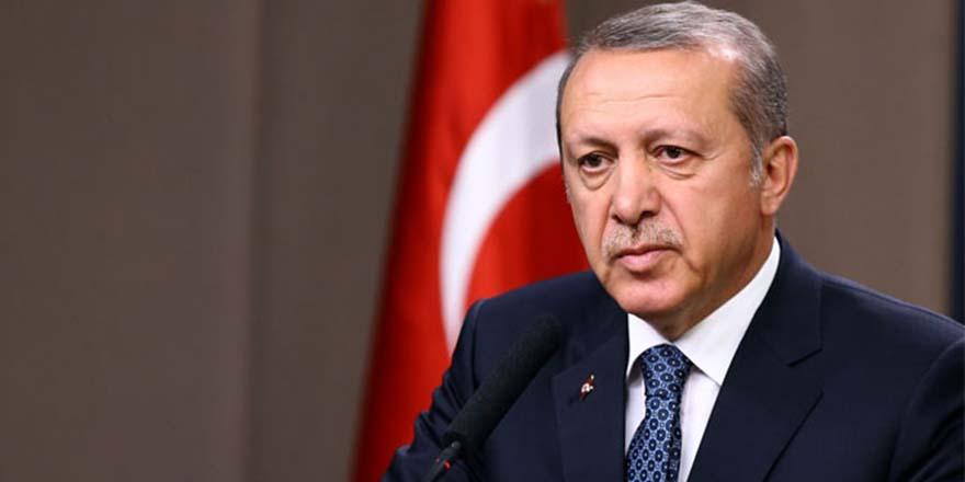 Erdoğan'dan Çanakkale Kara Savaşları'nın 106. yıldönümü mesajı
