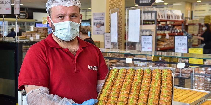 Halk Ekmek Ramazan ayında tatlı üretimini artırdı