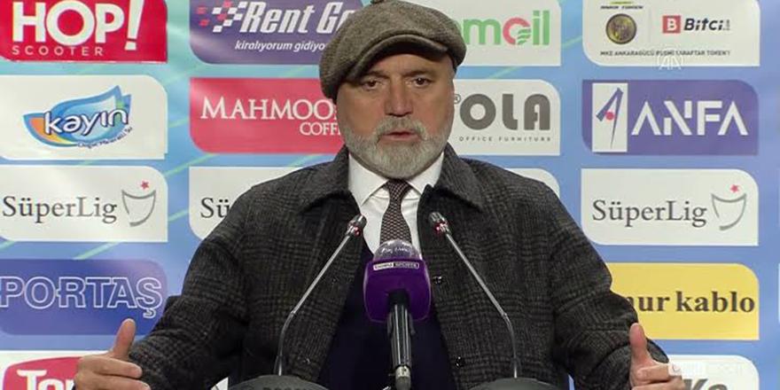 Karaman: Kalan 3 maçın ikisini kazanmalıyız