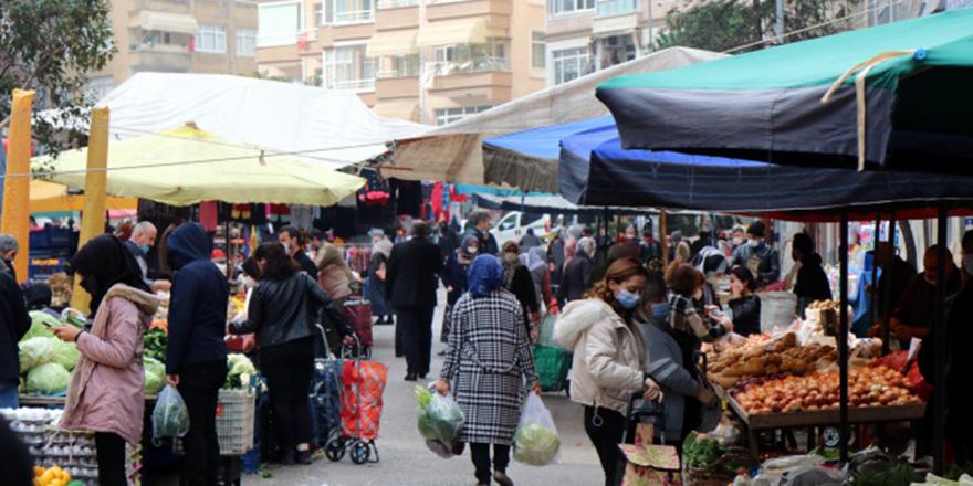 'Pazar Yerleri' Cumartesi günleri açılacak