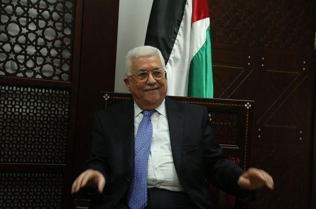 Filistin'den İsrail ile barış süreci konusunda açıklama