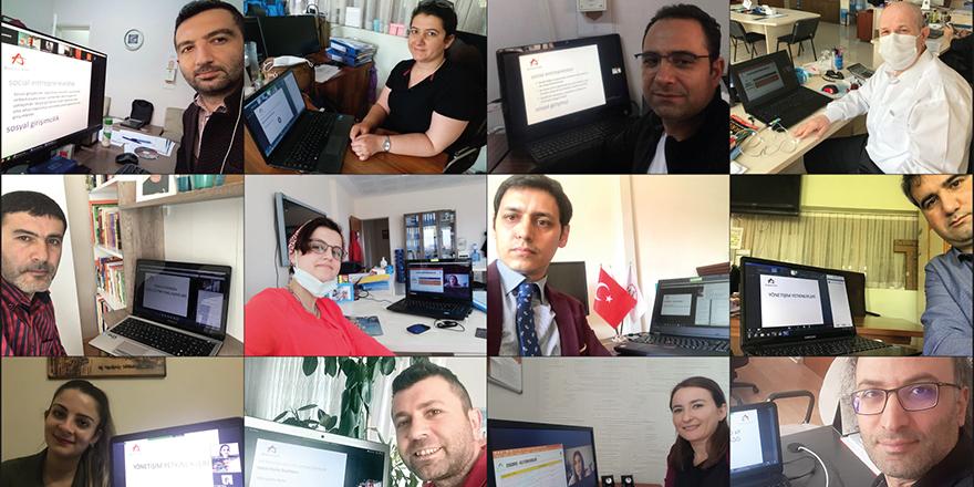 """Anadolu Vakfı """"Değerli Öğretmenim Programı""""  ile öğretmen ve idarecilerle buluşuyor"""