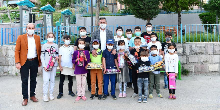 Mamak Belediyesi, çocukların belediyesi oldu