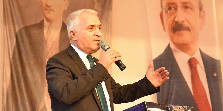 CHP'li Yeşil: Bu iktidarın sonunu gençler getirecek