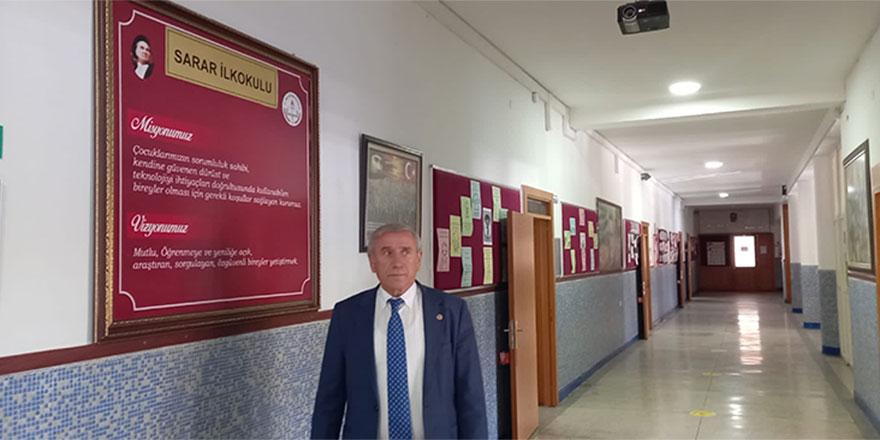 Tarihi Ankara Sarar İlköğretim Okulu kapatılıyor