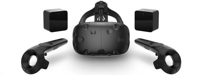 HTC Vive kutu içeriği belli oldu!