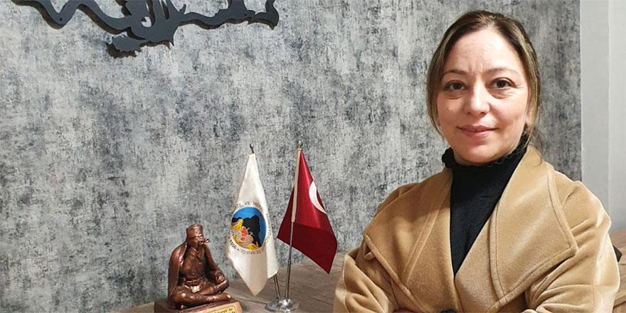 Kadın Girişimci Eda Akbaba'dan örnek marka